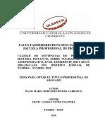Tesis Anállisis de Sentencias sobre Nulidad de Acto Administrativo.pdf
