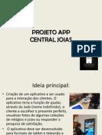 PROJETO APP CENTRAL.pptx