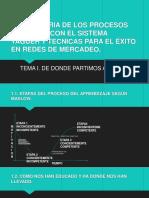 REINGENIERIA DE LOS PROCESOS MENTALES CON EL SISTEMA
