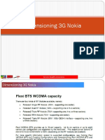 03 Dimensioning Capacity 3G Nokia - REL3