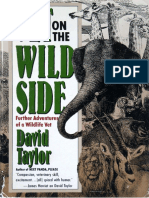 David Taylor - Vet on the Wild Side - Further Adventures of a WildLife Vet