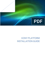 Kony+Platform+Installation+Guide+for+Training+Participants