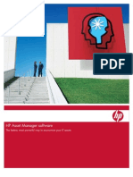 HP Asset Manager Software