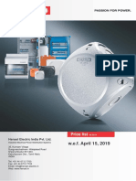 Hensel-Switchgear-Price-List-2019 (1)