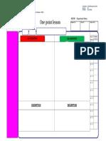 DC-SC-S.NO. OPL Format for OPL