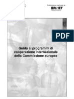Guida ai programmi di cooperazione