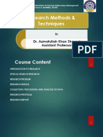 2019-03-25_Introduction to research_Dr.AK