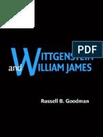 Witt Gen Stein and William James
