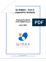 WiMAX Forum - Mobile WiMAX Part 2