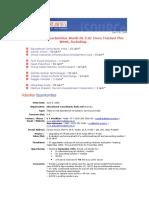 Large Scale Enterprises - June 5-9, 2006