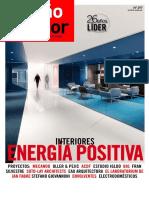 DISEÑO INTERIOR ENERGÍA POSITIVA