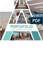 PORTAFOLIO DE DISEÑO INTERIOR