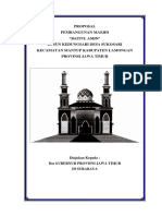 PROPOSAL  pembangunan masjid kedungsari.docx