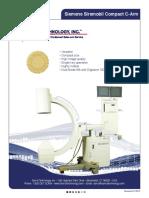 Siremobil Compact C-Arm - Brochure (en)