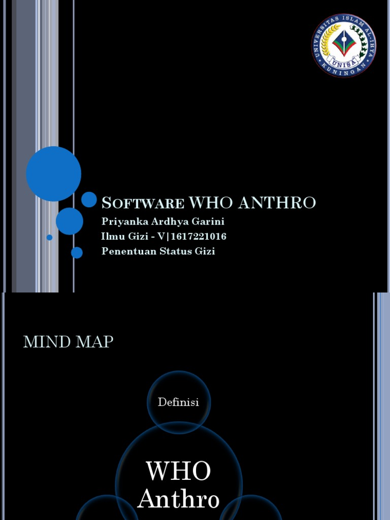 Software Who Anthro
