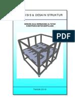 Laporan Perhitungan Struktur Gedung Aula Serbaguna Al Fatah
