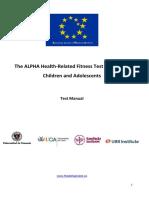 ALPHA-FitnessTestManualforChildren-Adolescents