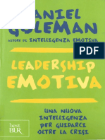 Leadership Emotiva - Daniel Goleman