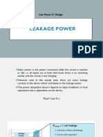 LEAKAGE POWER