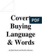 Covert Buying Language & Words.pdf
