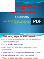 tunnel rock mechanics presentation by T. Ramamurthy iit delhi