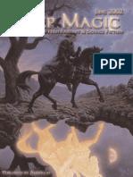 Deep Magic Magazine 01