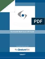 Illuminate Multi-Touch API Guide