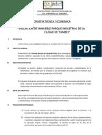 COTIZACION DE TASACION DE INGENIERO FRANCISCO PACHERRES
