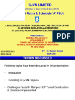 tunnel ppt Rakesh Sehgal