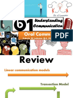 Oral-Communication