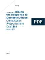 Transforming the Response to Domestic Abuse