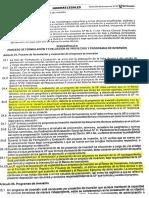 Normas legales para formulación y evaluación de proyectos de inversión