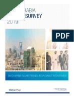 Saudi Arabia Salary Survey 2019