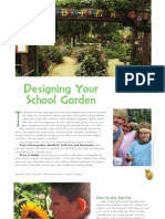 Designing Your School Garden