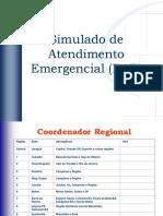 Apresentação - Plano de Atendimento Emergencial (PAE)
