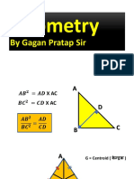 Geometry Concepts By Gagan Pratap