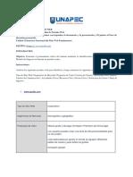 Práctica 1 _ Análisis de Portales Web