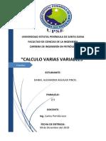 INFORME 1 CALCULO V.V.