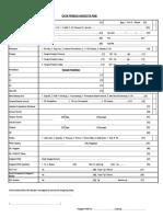 Form Pendaftaran  PABI