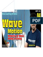 lecture4 wave motion