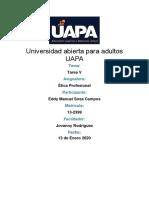 Etica Profesional tarea 5.docx