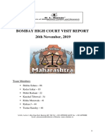 Law High Court Visit