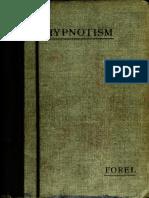 Hypnotism- Forel.pdf