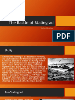 the battle of stalingrad pres