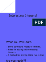 Interesting Integers.ppt