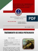 TERAPIA DE DUELO DRA. CANDO D.D COMPLETISIMO