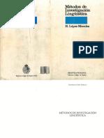 METODOS DE INVESTIGACIÓN LINGUISTICA A.G.pdf