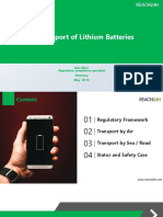 Lithium battery transport_2019
