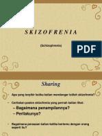 what is Skizofrenia