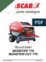 Presa Monster cut 770  51130001-51149999